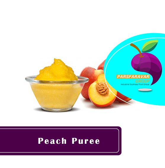 Peach Puree