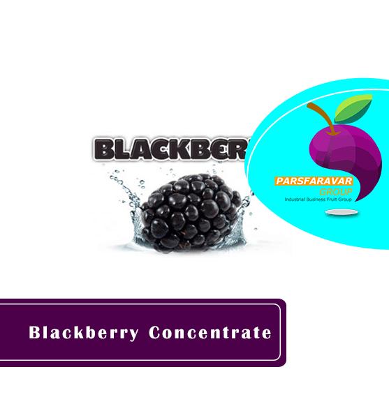 Wholesale Blackberry Juice Concentrate